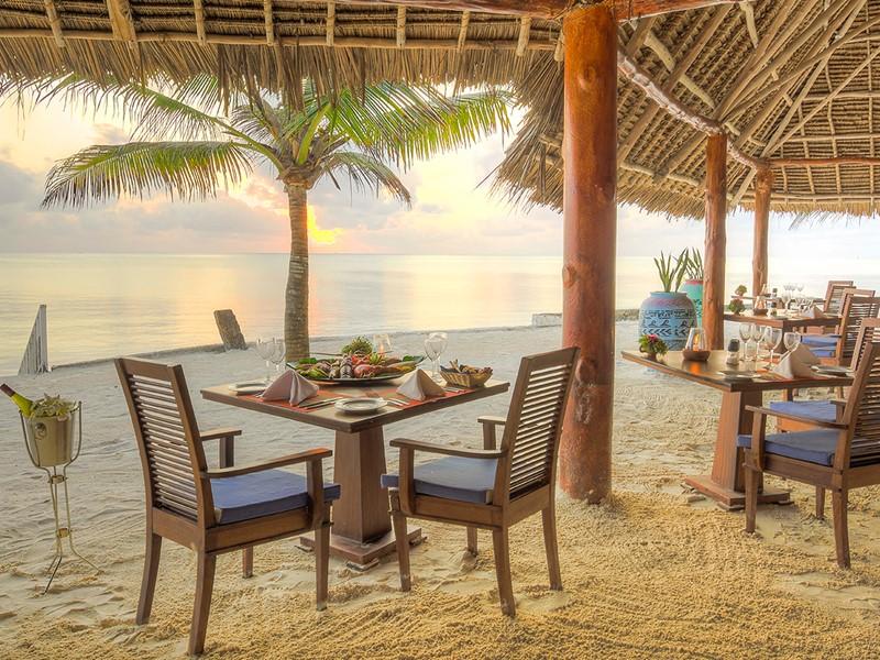 Le restaurant Bahari Grill