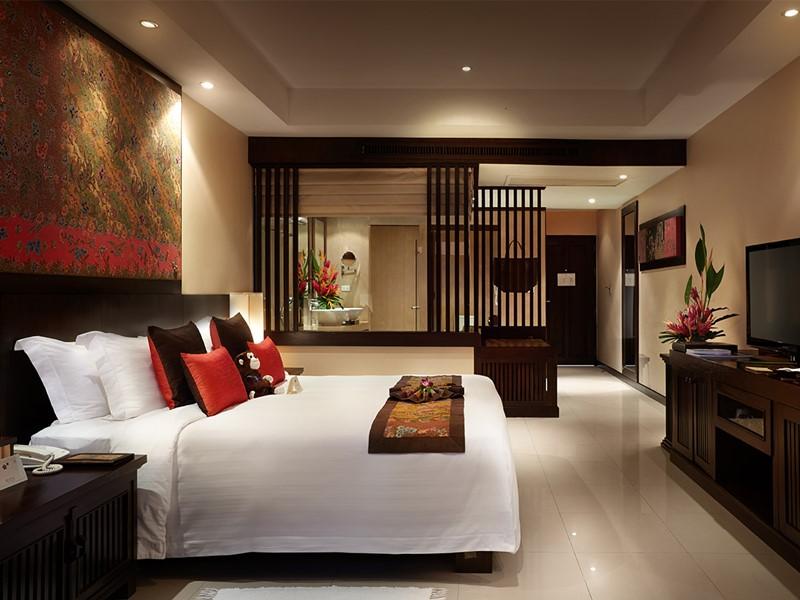 Deluxe Garden View du Bo Phut Resort à Koh Samui