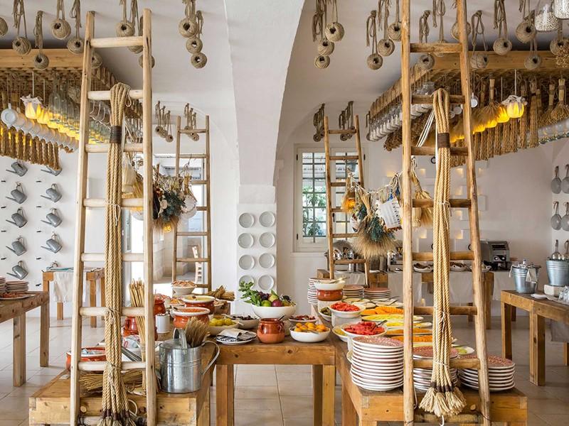 Savourez une cuisine typique au restaurant La Frasca