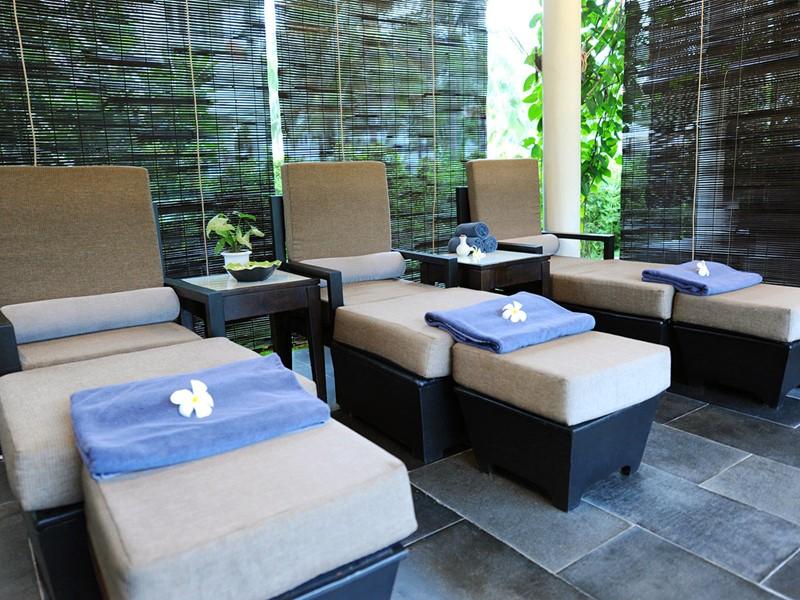 Le spa de l'hôtel 4 étoiles Boutique Hoi An Resort situé au Vietnam