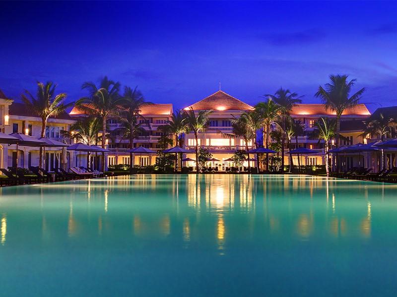 La piscine du Boutique Hoi An Resort à Hoi An
