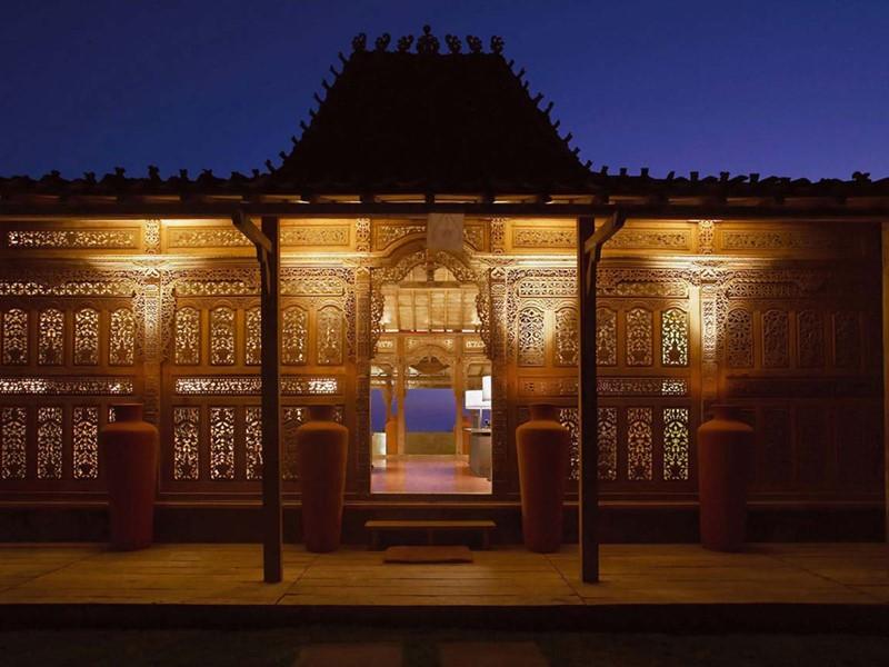 Le spa de l'hôtel 5 étoiles Bulgari Resort