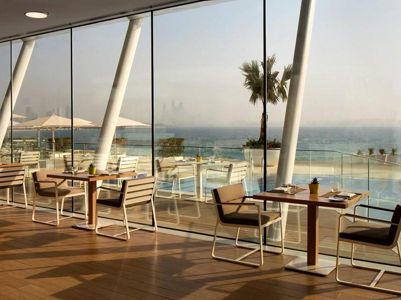 Le restaurant Bab Al Yam