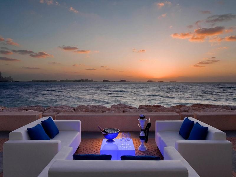 Lounge du restaurant Bab Al Yam