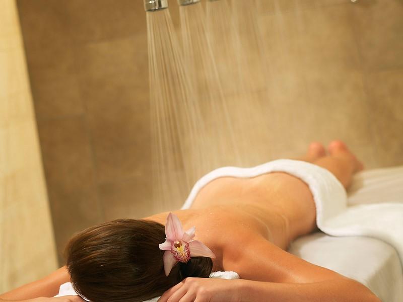 Lors de votre séjour, découvrez le Qua Baths & Spa