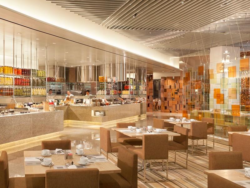 Le Bacchanal Buffet, classé n°1 des buffets de Las Vegas