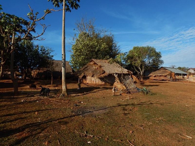 Visite du village de Bunong à Mondulkiri