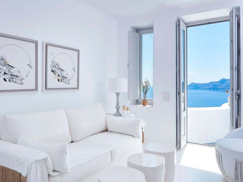 Des espaces confortables et une vue exceptionnelle
