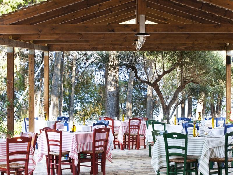 Le restaurant Fili Taverna