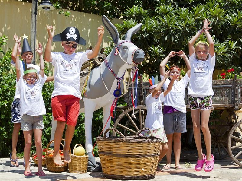 Le Candia Park Village est un paradis pour les petits