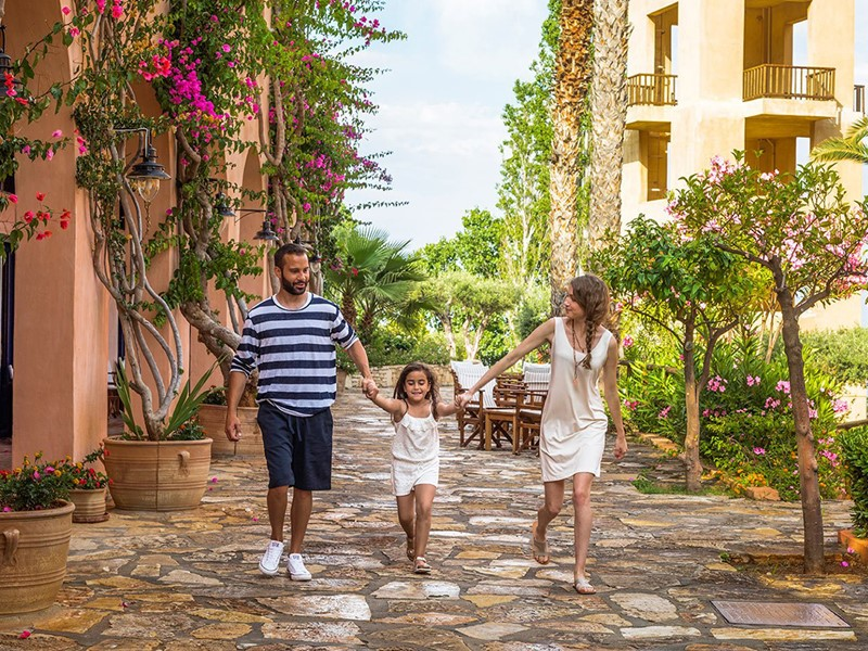 Séjour idéal en famille au Candia Park Village en Grèce