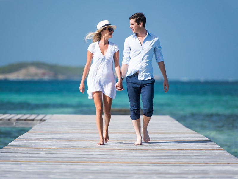 Escapade en amoureux au Cap Est Lagoon Resort