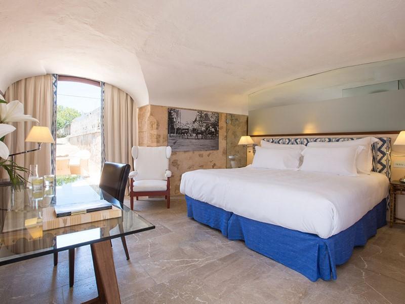 Double Fortaleza de l'hôtel Cap Rocat à Majorque