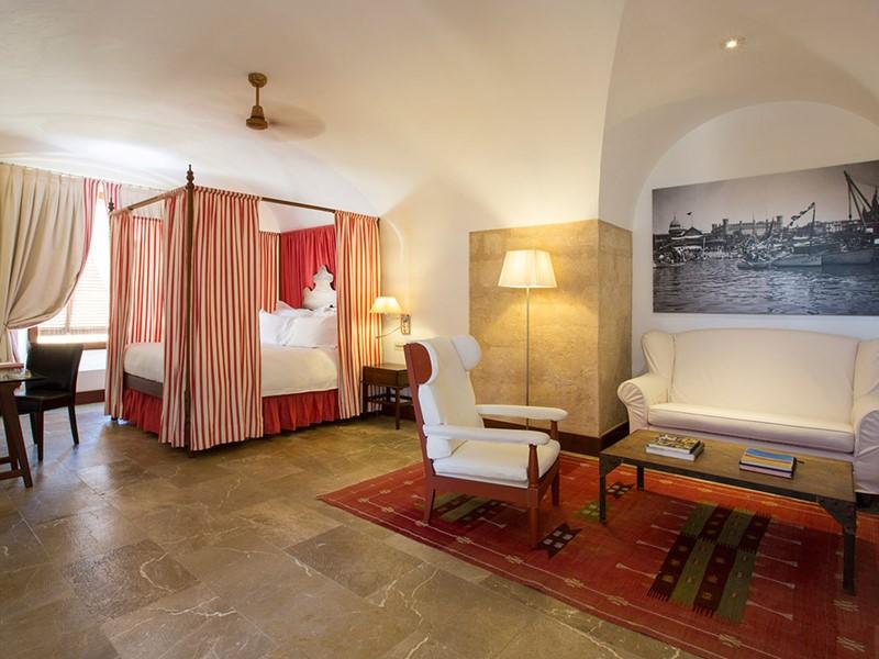Cap Rocat Suite de l'hôtel Cap Rocat à Majorque