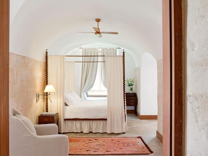 El Cabo Suite de l'hôtel Cap Rocat à Majorque