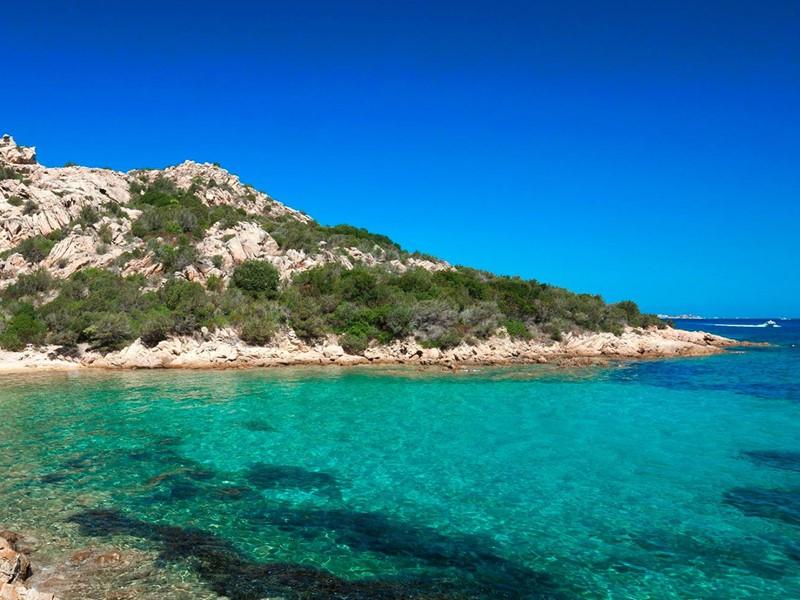 Le site du Capo d'Orso est doté d'une beauté exceptionnelle