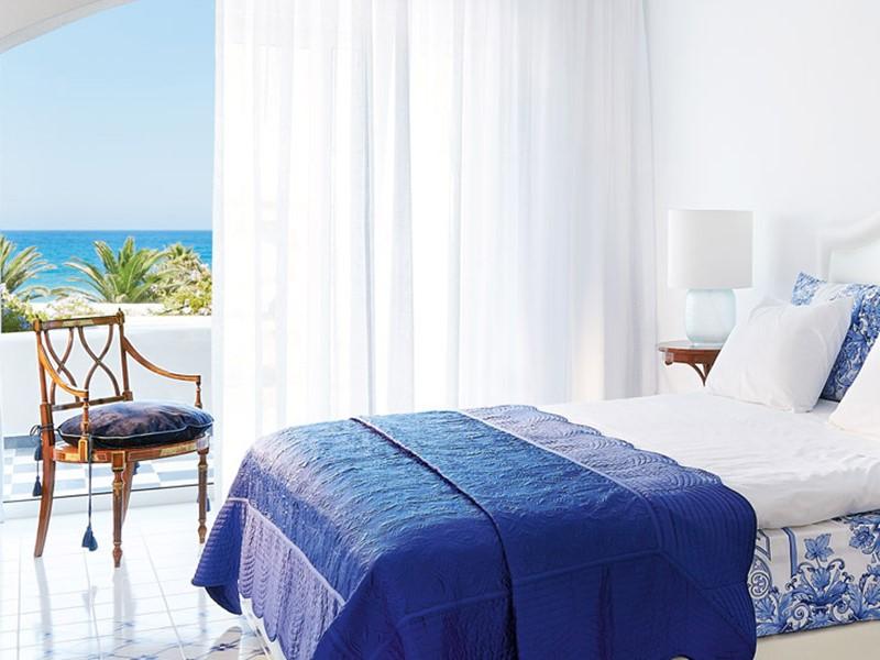 Open Plan Junior Suite Sea View du Caramel Grecotel