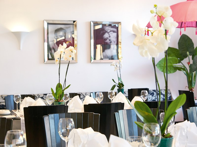 Restaurant Caramel de l'hôtel 5 étoiles Caramel Grecotel