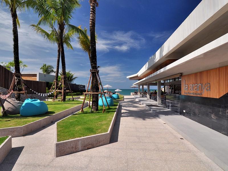 Restaurant du Casa De La Flora en Thailande