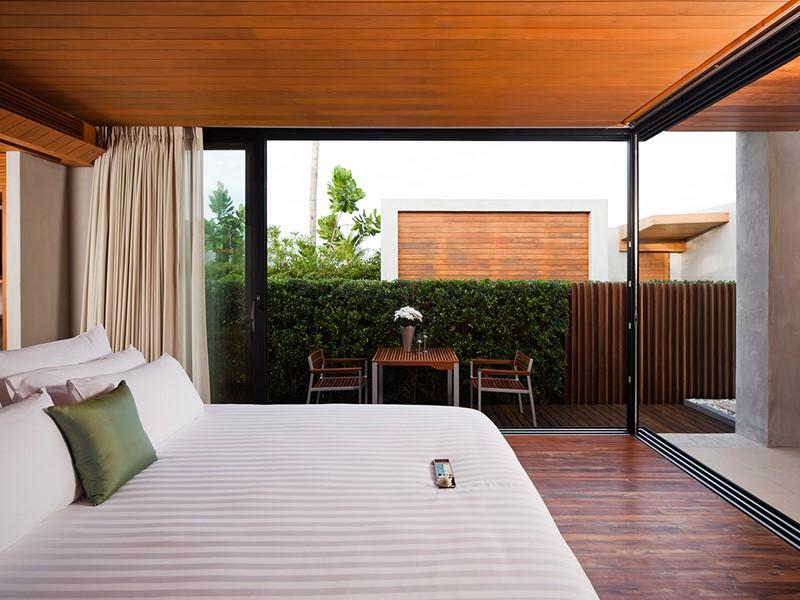 Studio pool villa du Casa De La Flora à Khao Lak