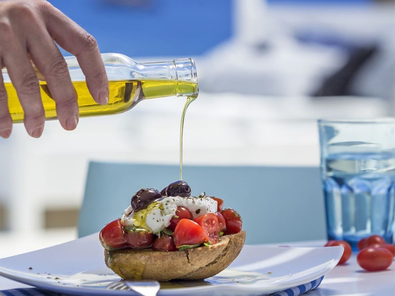Dégustez une délicieuse cuisine méditerranéenne