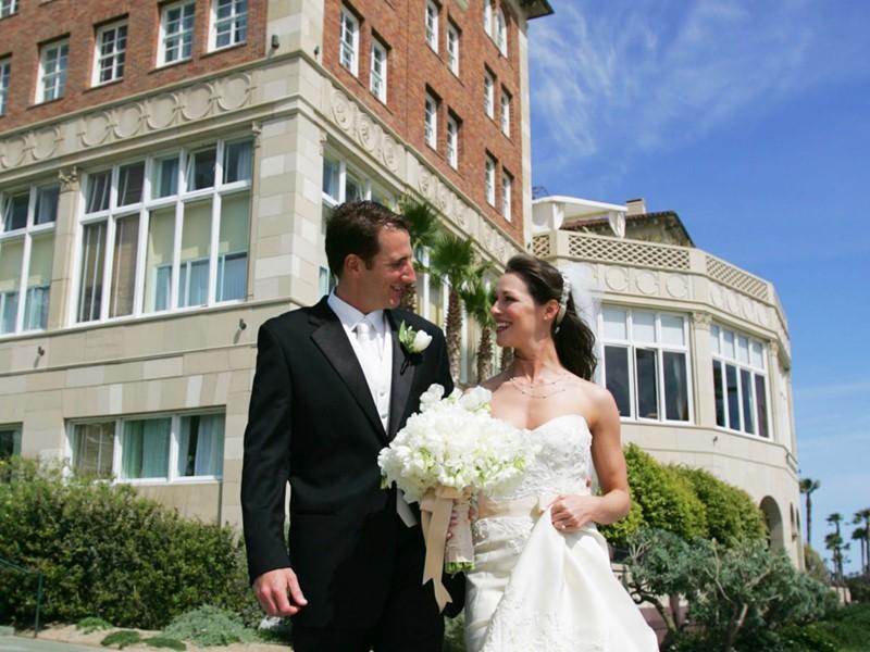 Mariage dans un cadre idyllique à l'hôtel Casa Del Mar