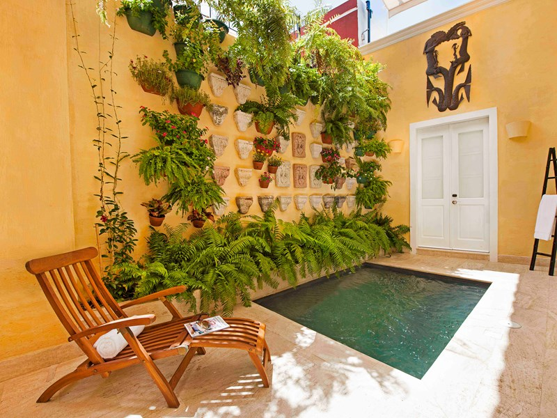 La Casa Macoris cache une petite piscine privative