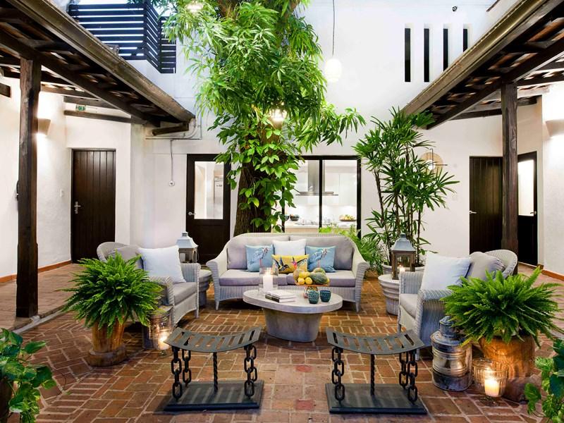 Découvrez le joli patio