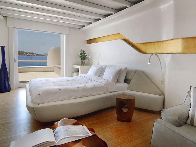 Chambre Premium de l'hôtel Cavo Tagoo à Mykonos