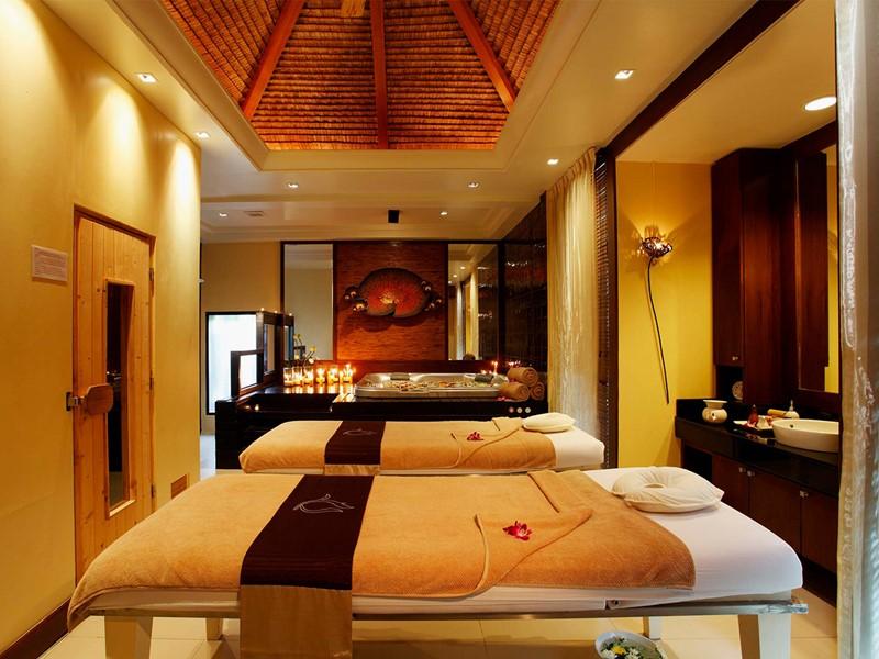 Le spa de l'hôtel 4 étoiles Centara Tropicana à Koh Chang