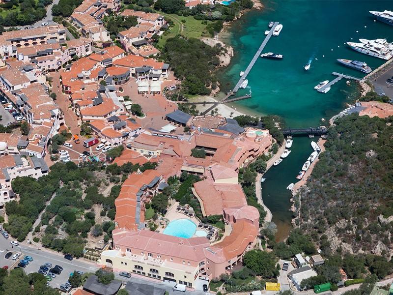 Vue du Cervo Hotel, Costa Smeralda Resort