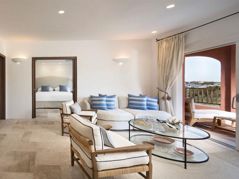 Premium Suite du Cervo Costa Smeralda en Italie