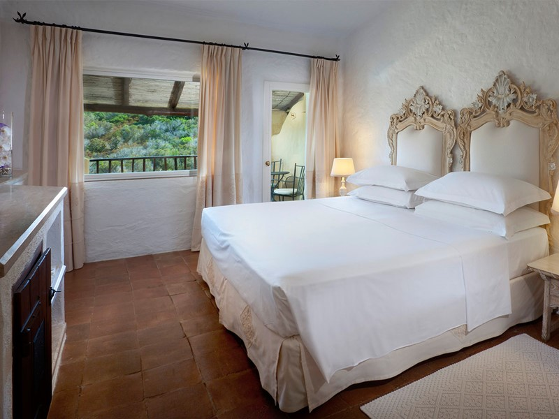 Superior Double Room du Cervo Costa Smeralda