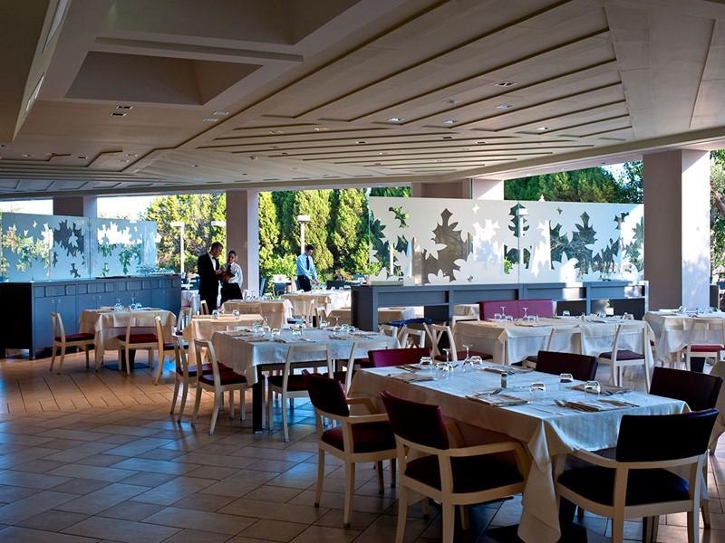 Le restaurant Bougainville