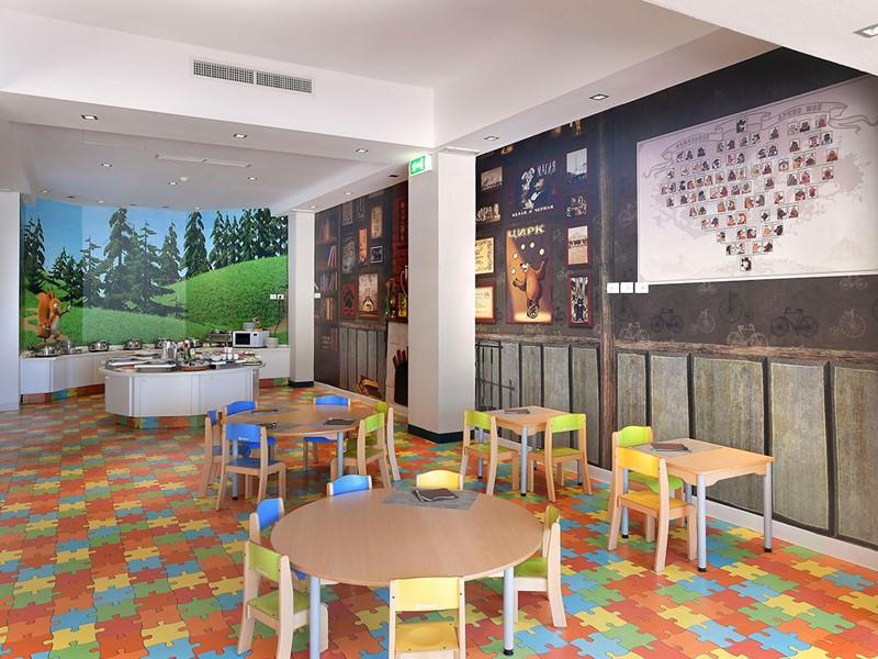 Restaurant pour enfants Bimbin