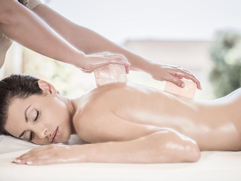 Le spa du Chia Laguna est un véritable sanctuaire de bien-être