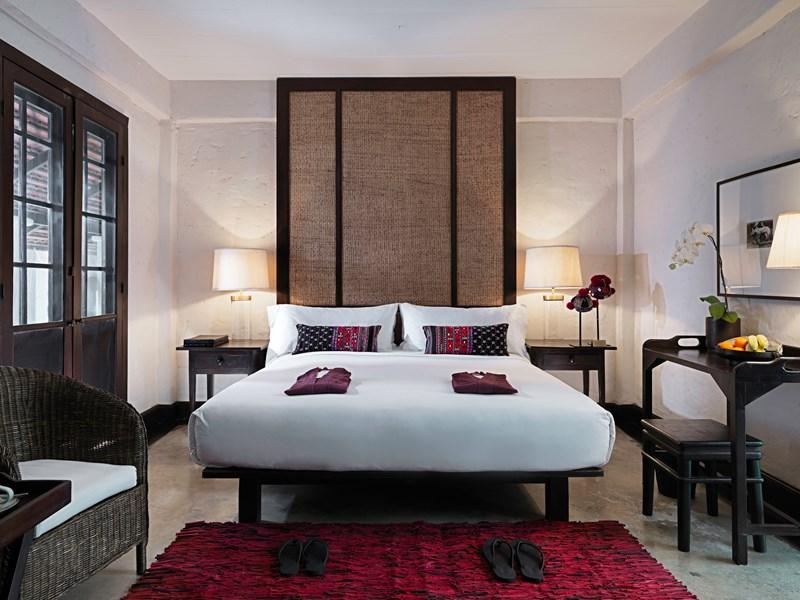 La chambre du Tamarind Village