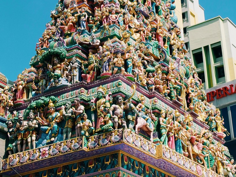 Little India vous surprendra par son charme et son folklore