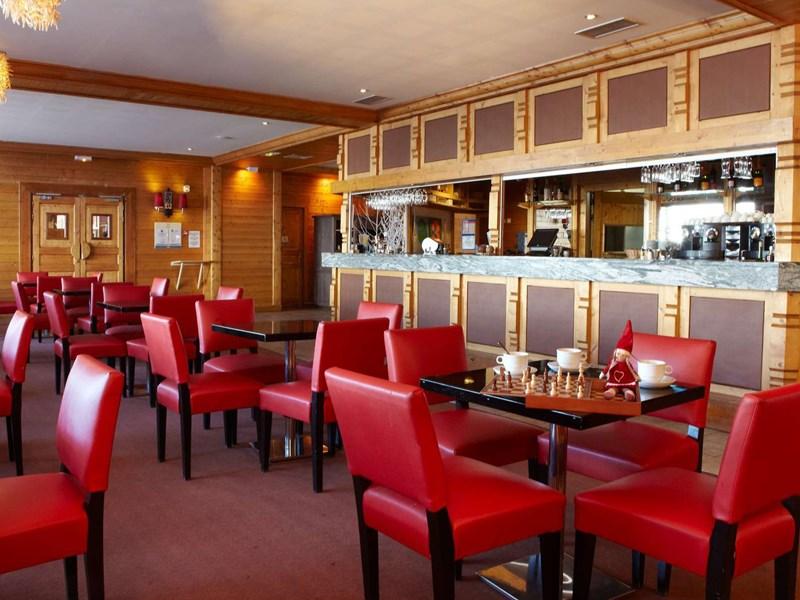 Le Bar principal
