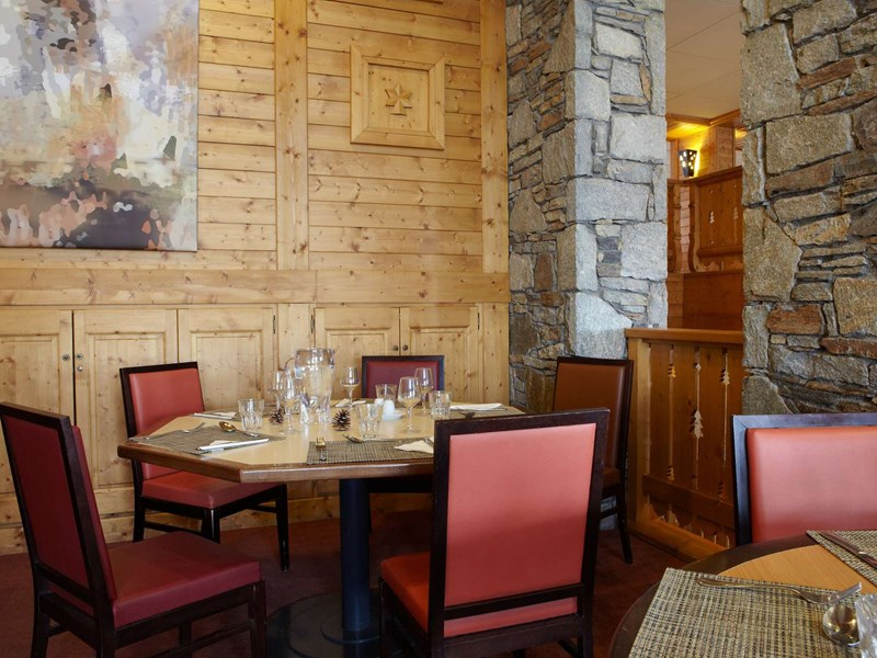 Le restaurant principal