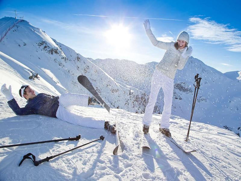 Le Club Med est idéal pour les amateurs de glisse