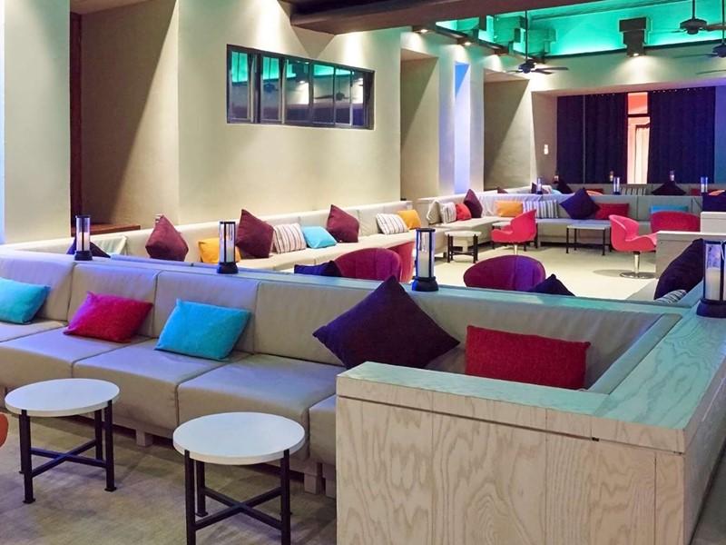 Le Maya Lounge du Club Med Yucatan à Cancun