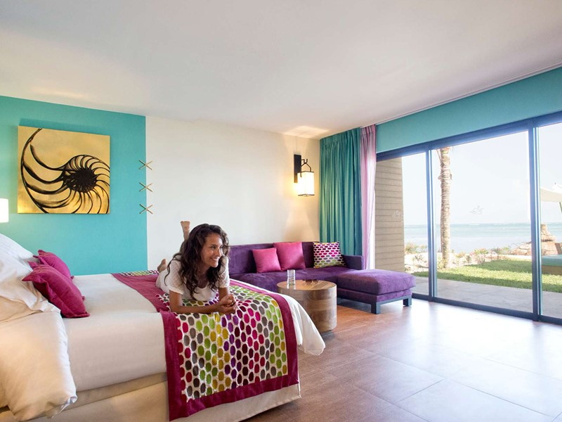 Chambre Deluxe Communicante Plage du Club Med Yucatan