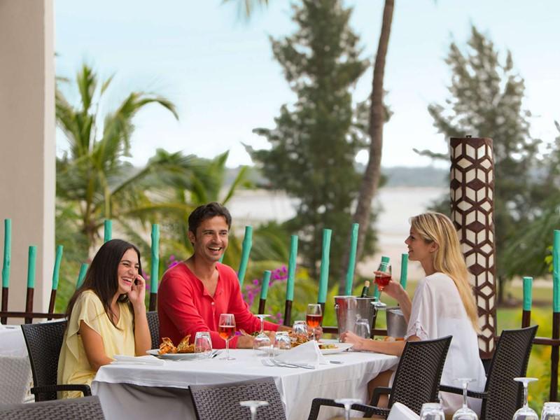Le restaurant principal du Club Med Cap Skirring