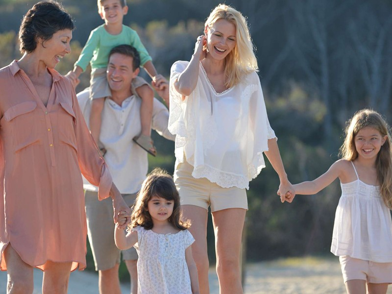 Profitez de la plage du Club Med Cargèse en famille