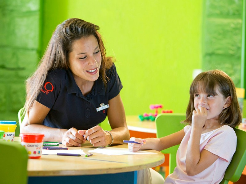 Les enfants auront droit à de nombreuses activités au Club Med