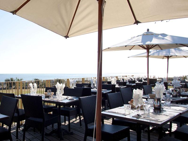 Le restaurant La Fleur de Sel du Club Med La Palmyre Atlantique