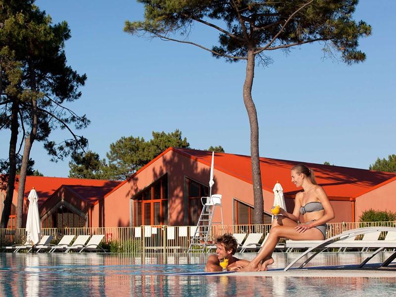 La superbe piscine du Club Med La Palmyre Atlantique