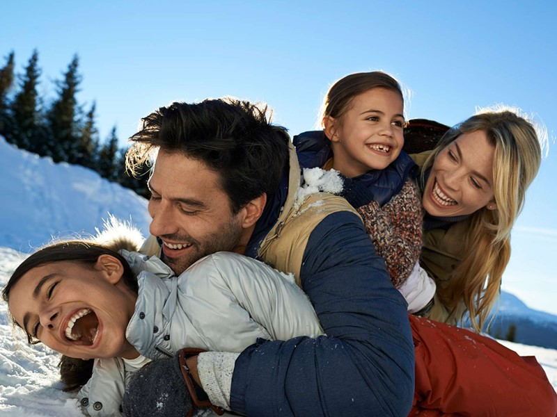 Séjour idéal en famille au Club Med La Plagne 2100