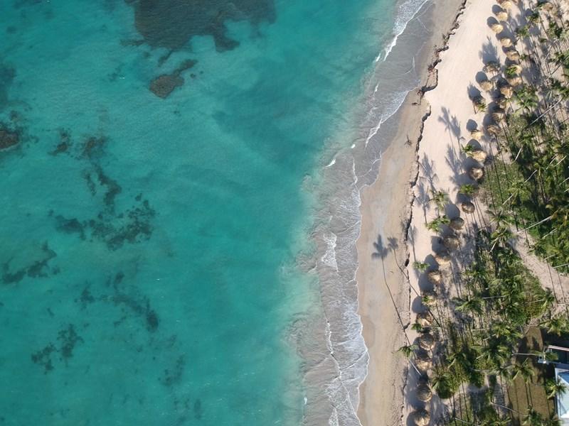 La belle plage Esmeralda